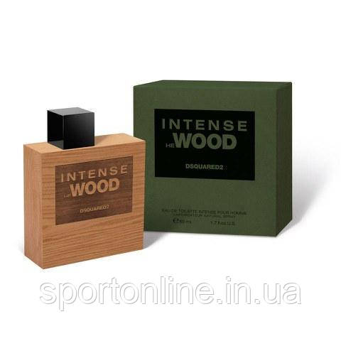 Dsquared Intense He Wood; 30 ml  Оригинал