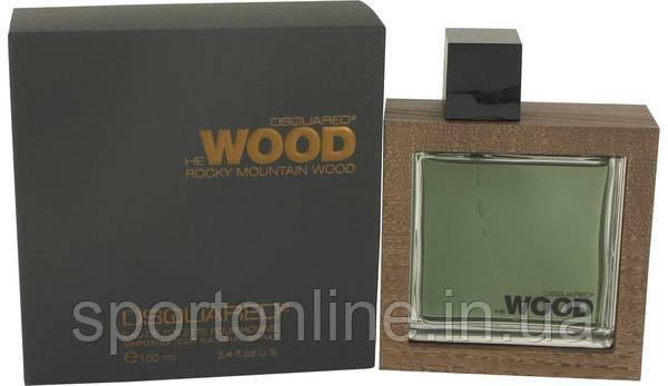 Dsquared Rocky Mountain Wood; 100 ml  Оригинал