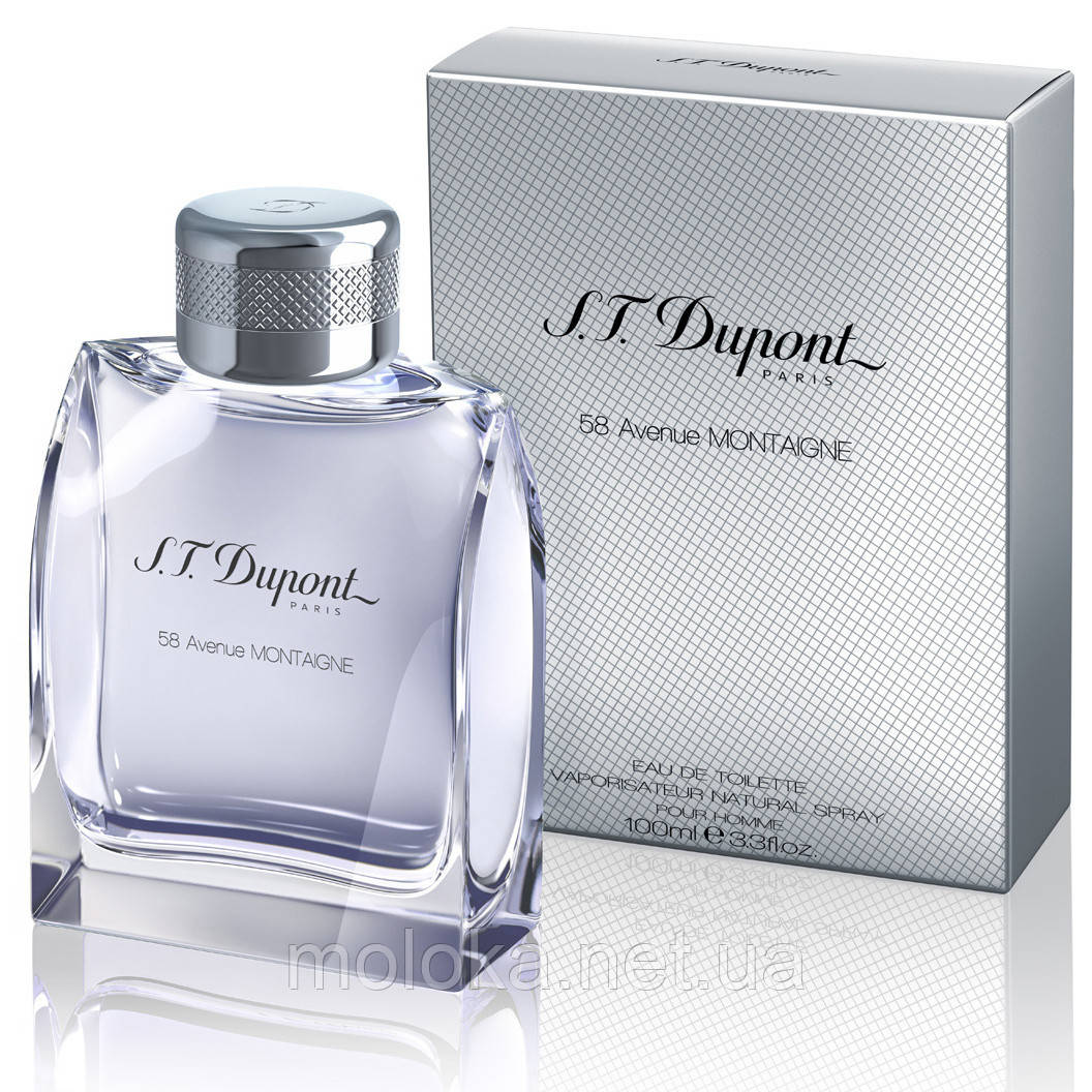Dupont 58 Avenue Montaigne Men; 30 ml  Оригинал