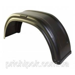 Крыло грязезащитное Compact AL-KO R14 220х770х335 мм