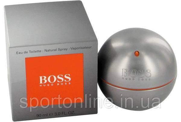 Boss In Motion; 90 ml  Оригинал