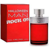 J Del Pozo Halloween Man Rock On; 50 ml  Оригинал