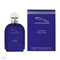 Jaguar For Men Evolution; 100 ml  Оригинал