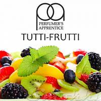 Ароматизатор TPA Tutti Frutti deluxe (Фруктовый микс)