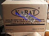 Камера 12.4/13.6-36 (280/320/85-36) TR-218A KABAT на трактор, фото 4