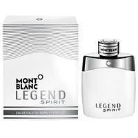 Mont Blanc Legend Spirit; 30 ml  Оригинал
