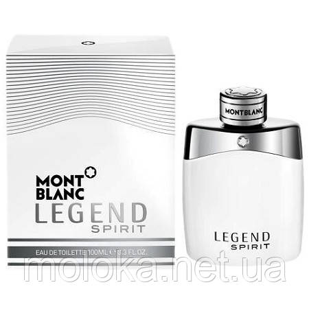 Mont Blanc Legend Spirit; 4,5 ml  Оригинал