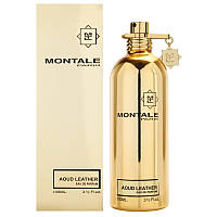Montale Aoud Leather; 100 ml Tester  Оригинал