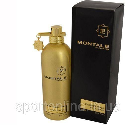 Montale Aoud Roses Petals; 100 ml  Оригинал