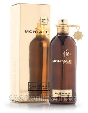 Montale Aoud Safran; 50 ml  Оригинал