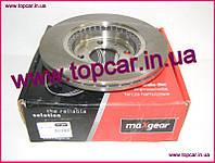 Гальмівні диски передні Renault Kangoo 259mm*20,6 Maxgear Польща 19-0796