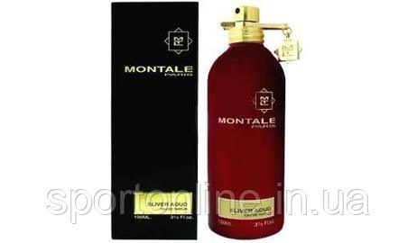 Montale Sliver Aoud; 100 ml Tester  Оригинал