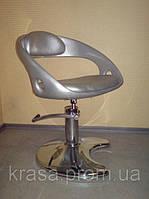Кресло парикмахерское на гидроколонне КР 023