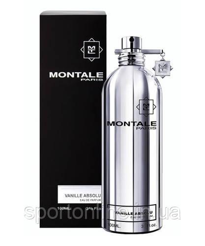 Montale Vanilla Absolu; 100 ml Tester  Оригинал