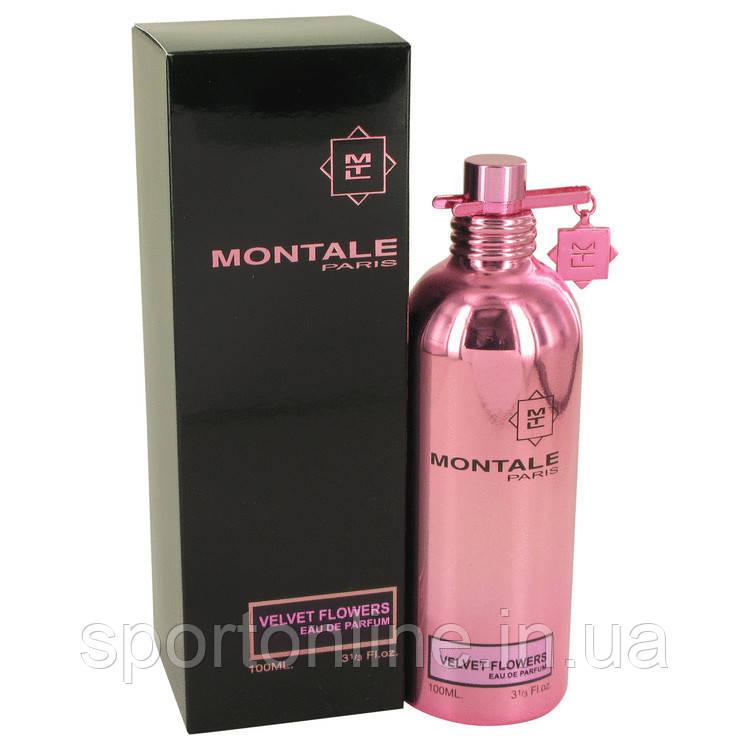 Montale Velvet Flowers; 50 ml  Оригинал
