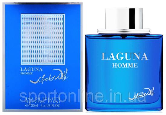 Salvador Dali Laguna Homme; 100 ml Tester  Оригинал