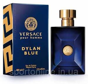 Versace Pour  Homme Dylan Blue 2016; 30 ml  Оригинал