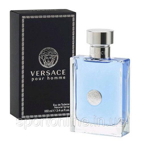 Versace pour Homme edt 50 ml spray (M) Оригинал