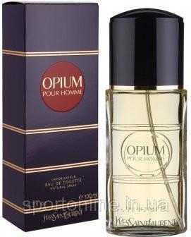 Yves Saint Laurent Opium pour homme; 50 ml  Оригинал