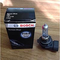 Автомобильная лампа BOSCH Xenon Blue HB4 12V 51W 9006, 1 987 302 155