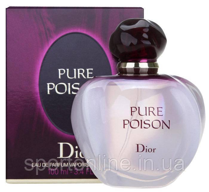 Christian Dior Pure Poison 100  ml L  Оригинал