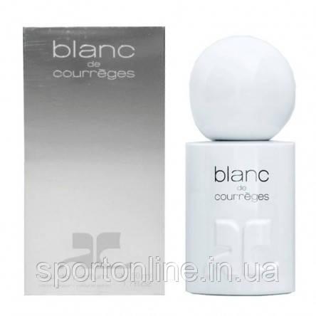Courreges Blanc de Courreges 50 ml L  Оригинал