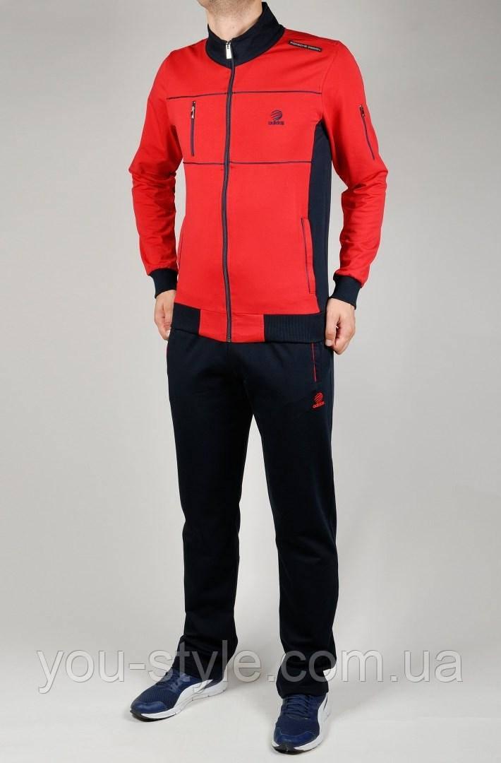 Спортивный костюм мужской Adidas 4310 Красный