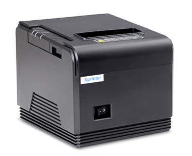 Чековый принтер XPrinter Q260 Ethernet (LAN)  принтер чеков чековий пр