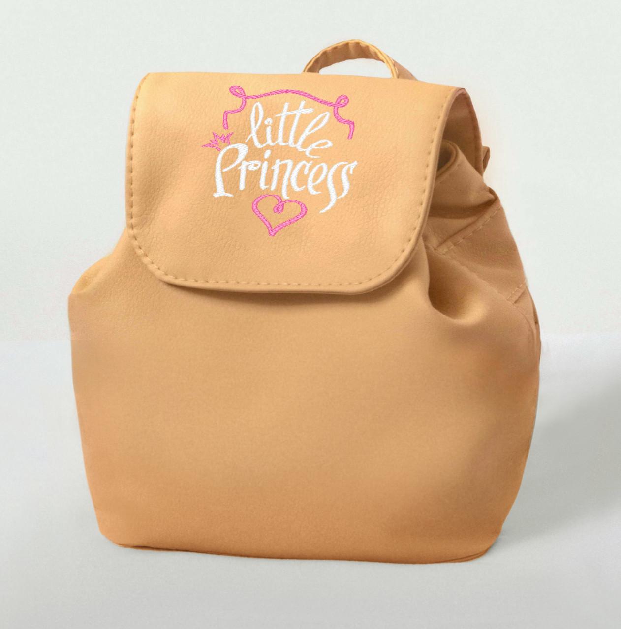 "Дитячий рюкзак ""Little Princess"" 31"