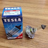 Автомобильная лампа TESLA H7 12V 55W, B10701