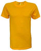 Футболки желток