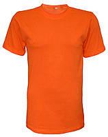 Футболки оранжевые