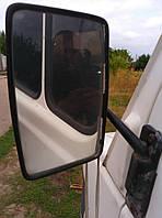 Зеркало левое  оригинал Mercedes T1 207-410 Мереседес бус