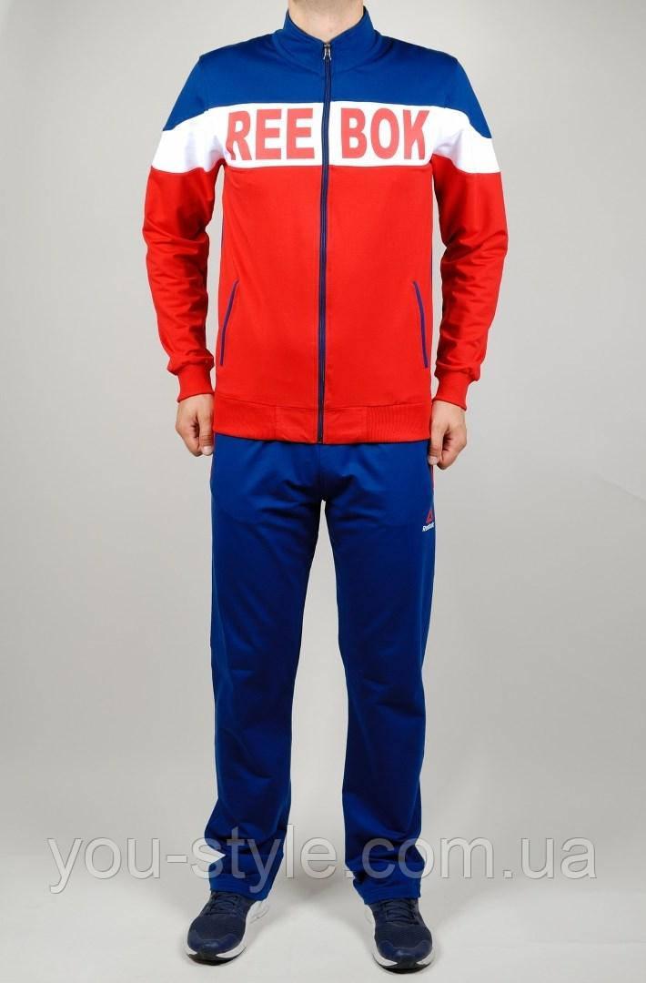 Мужской спортивный костюм Reebok 4290 Красный