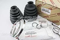 Пыльники переднего привода левый - комплект, (MSU35 правый)