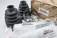 Пыльники переднего привода правый, левый - комплект
