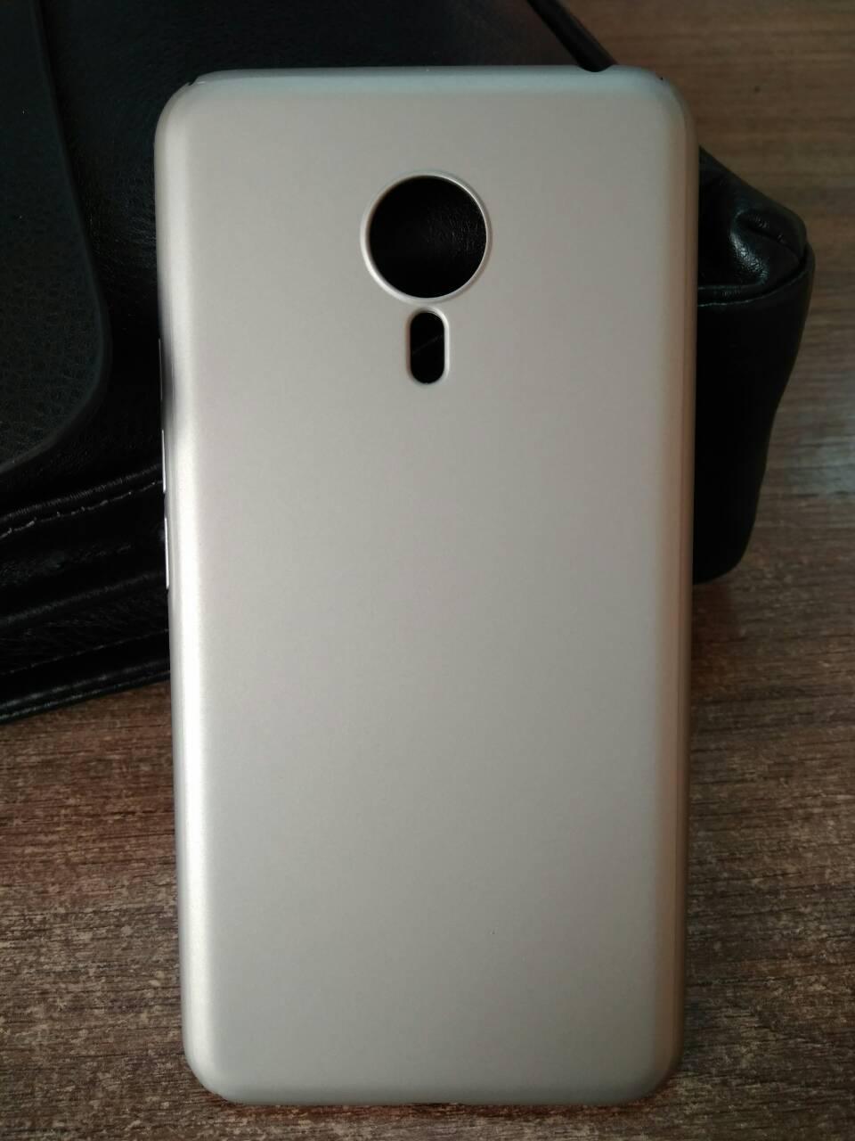 Накладка, задня панель для Meizu Pro 5 gray