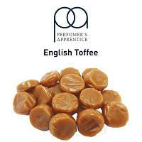 Ароматизатор TPA  English toffee (Английская сливочная ириска)
