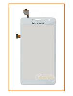 Дисплей  Lenovo K860 с сенсором (тачскрином) White Original