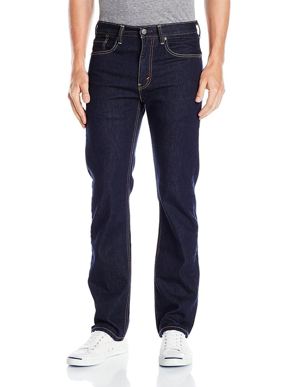 Джинсы Levi's 505 Regular Fit, Stowe-Stretch, 30W30L, 005051518