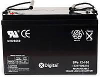 Аккумуляторы для электромоторов X-Digital SPb 12-100 (SW121000)