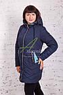 Женское пальто от AMAZONKA зима 2017-2018 - (модель кт-172), фото 2