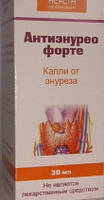 Антиэнурео Форте - капли от энуреза, средство от недержания мочи, натуральное лекарство от энуреза