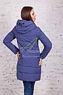 Удлиненное женское пальто сезона зима 2017-2018 - (модель кк-3), фото 3