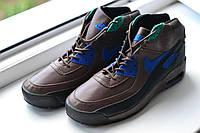 Кроссовки Nike Air Jordan. Super-ретро. Brown винтаж