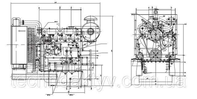 DWD - серия двигателей DAEWOO - экономные и удобные