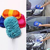 Микрофибровая губка для авто - подарок автомобилисту