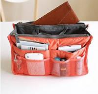 Органайзер для сумочки Bag-in-Bag, Оранжевый