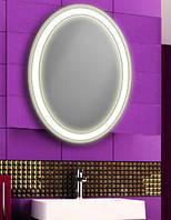 Зеркало с LED подсветкой настенное 600х800мм d-57