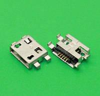 Разъем micro USB 5pin для XiaoMi/Huawei/ZTE/Coolpad (MC-239)